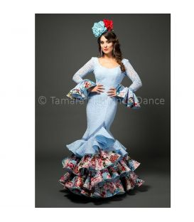 woman flamenco dresses 2015 - Aires de Feria -