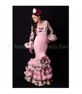 Flamenca pink & flowers