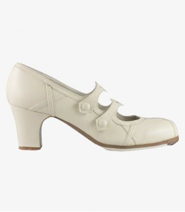 flamenco shoes professional for woman - Begoña Cervera - Barroco