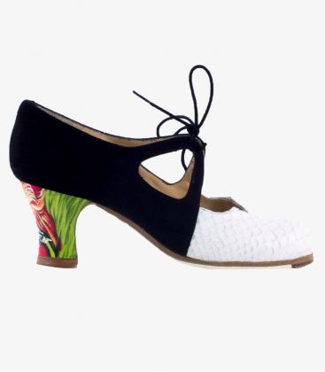 flamenco shoes professional for woman - Begoña Cervera - Dulce