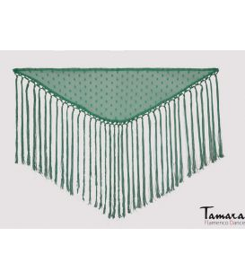 Little girl Shawl - Plumeti/Lace (55-60 cm)