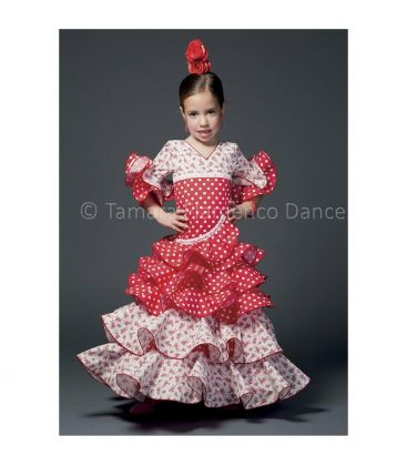 girl flamenco dresses 2015 - Aires de Feria -