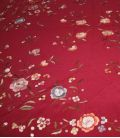 Manila Shawls Embroidery in colours