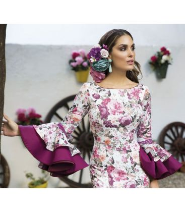 flamenca dresses 2018 for woman - Aires de Feria - Flamenca dress 2018 Aires