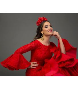 Flamenca dress Alameda Lunares