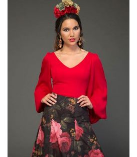 flamenca dresses 2018 for woman - Aires de Feria - Flamenca blouse Cazorla