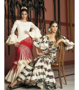 Flamenca dress Marbella Lace