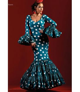 woman flamenco dresses 2019 - Roal - Flamenco dress Amaya