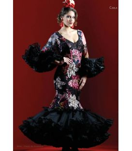 woman flamenco dresses 2019 - Roal - Flamenco dress Carla