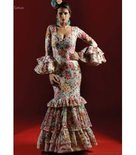 flamenca dresses 2018 for woman - Roal - Flamenco dress Coplas