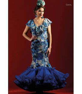 woman flamenco dresses 2019 - Roal - Flamenco dress Cristal