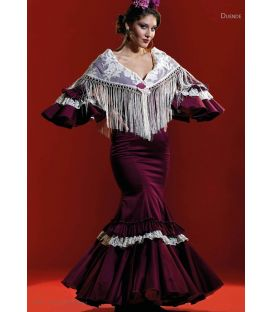woman flamenco dresses 2019 - Roal - Flamenco dress Duende