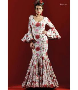 flamenca dresses 2018 for woman - Roal - Flamenco dress Embrujo