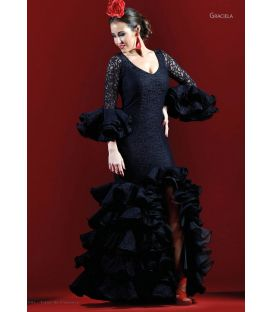 woman flamenco dresses 2019 - Roal - Flamenco dress Graciela