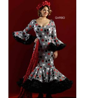 woman flamenco dresses 2019 - Roal - Flamenco dress Garbo
