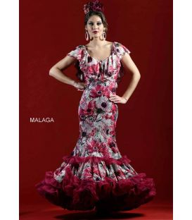 flamenca dresses 2018 for woman - Roal - Flamenco dress Malaga