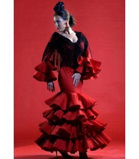 flamenca dresses 2018 for woman - Roal - Flamenco dress Serrana