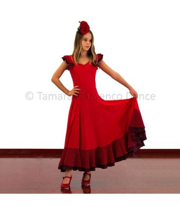 flamenco dance dresses for girl - -