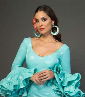 Flamenca dress Relente lunares