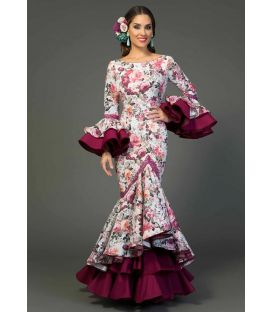 Flamenca dress Ronda estampado