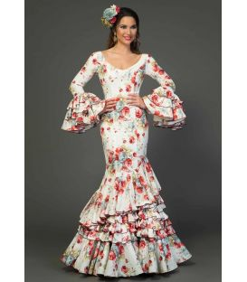 Flamenca dress Estrella Flores