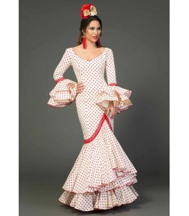 Flamenca dress Ronda lunares