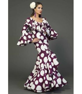 Flamenca dress Vejer lunares
