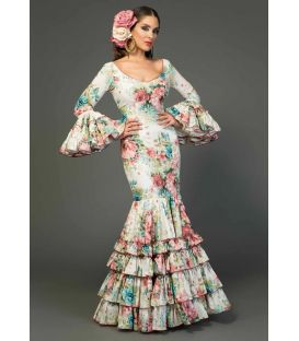 Flamenca dress Andujar Printed