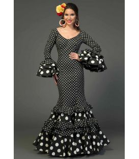 Flamenca dress Cordoba Polka dots