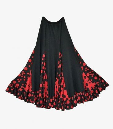 flamenco skirts for woman - - Tamboril with polka dots