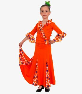 flamenco skirts for girl - - Amara - Knited ( Choosing colors )
