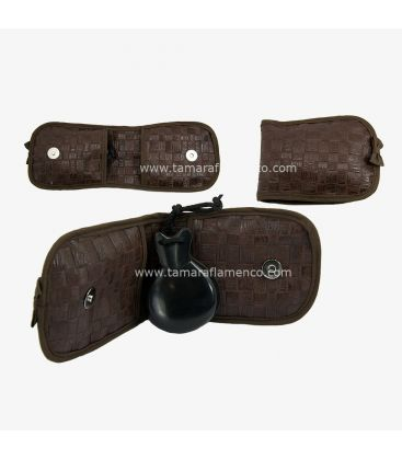 castanets accesories - Filigrana - Compact cover for castanets