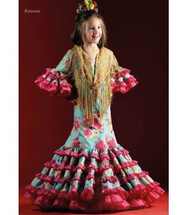 robes de flamenco 2018 enfants - Roal - Robe de flamenca - Azahara