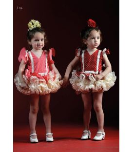 robes de flamenco 2018 enfants - Roal - Robe de flamenco - Lisa enfant
