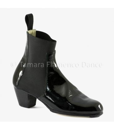 flamenco shoes for man - Begoña Cervera - Boto elastic