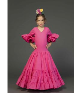 robes de flamenco 2018 enfants - Aires de Feria - Robe de flamenca Maribel enfant