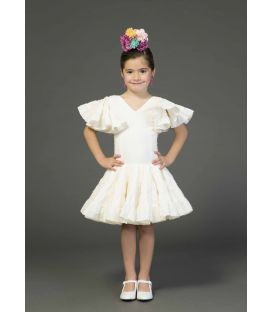 robes de flamenco 2018 enfants - Aires de Feria - Robe de flamenca Claudia enfant