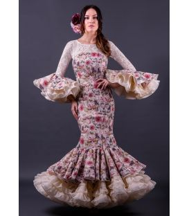 woman flamenco dresses 2019 - Roal - Flamenca dress 2017 Roal