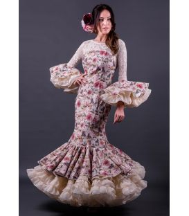 Flamenca dress 2017 Roal