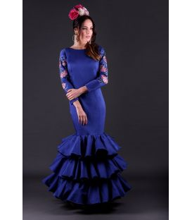Flamenca dress Silvia bordado