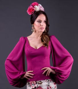blouses and flamenco skirts - Aires de Feria - Flamenca blouse Cazorla