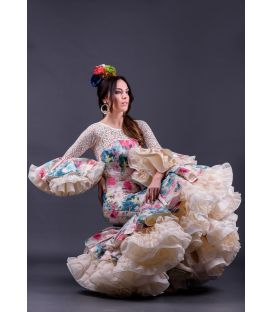 Flamenca dress Jade Flores