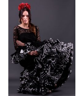 Flamenca dress Estepona Lunares