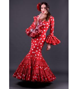Flamenca dress Amaya Lunares