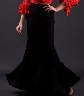 blouses and flamenco skirts - Roal - Arena Encaje flamenca skirt