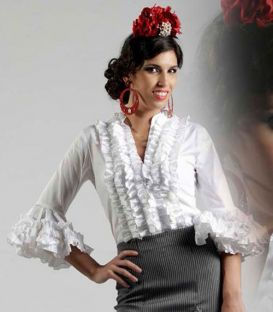 blouses and flamenco skirts in stock immediate shipment - Roal - Nadir Blouse