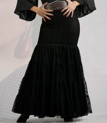 blouses and flamenco skirts - Roal - Candil skirt