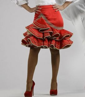 blouses and flamenco skirts - Roal - Zingara (skirt)