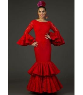 Flamenco dress Reina Lace