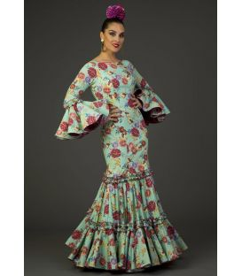 Flamenco dress Maravilla Flowers